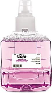 GOJO 191202CT Antibacterial Foam Handwash, Refill, Plum, 1200mL Refill (Case of 2)
