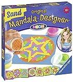 Ravensburger 29707 - Neon - Mandala Designer Sand -