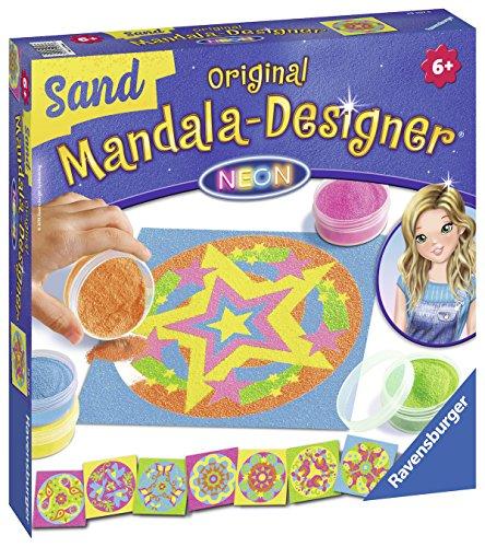 Ravensburger 29707 - Neon - Mandala Designer Sand