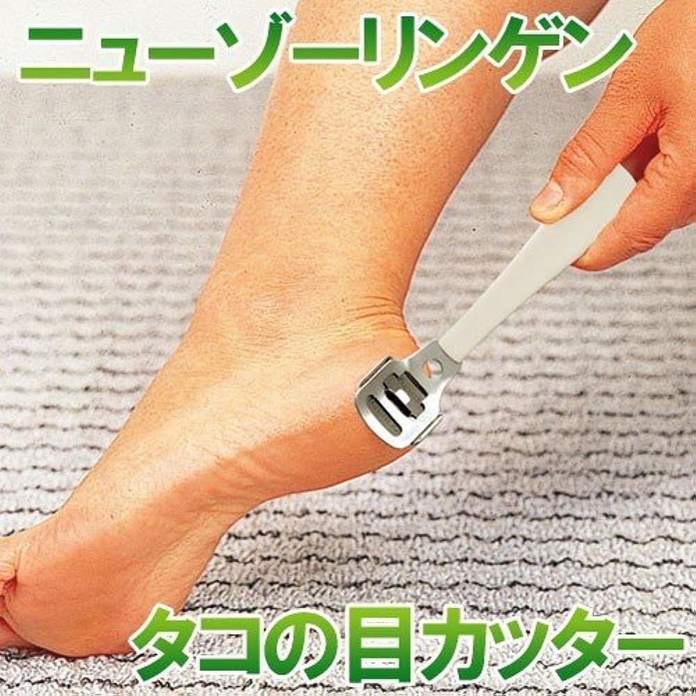 パーチナシティイノセンス理容師ゾーリンゲン タコの目カッター(替刃2枚付)
