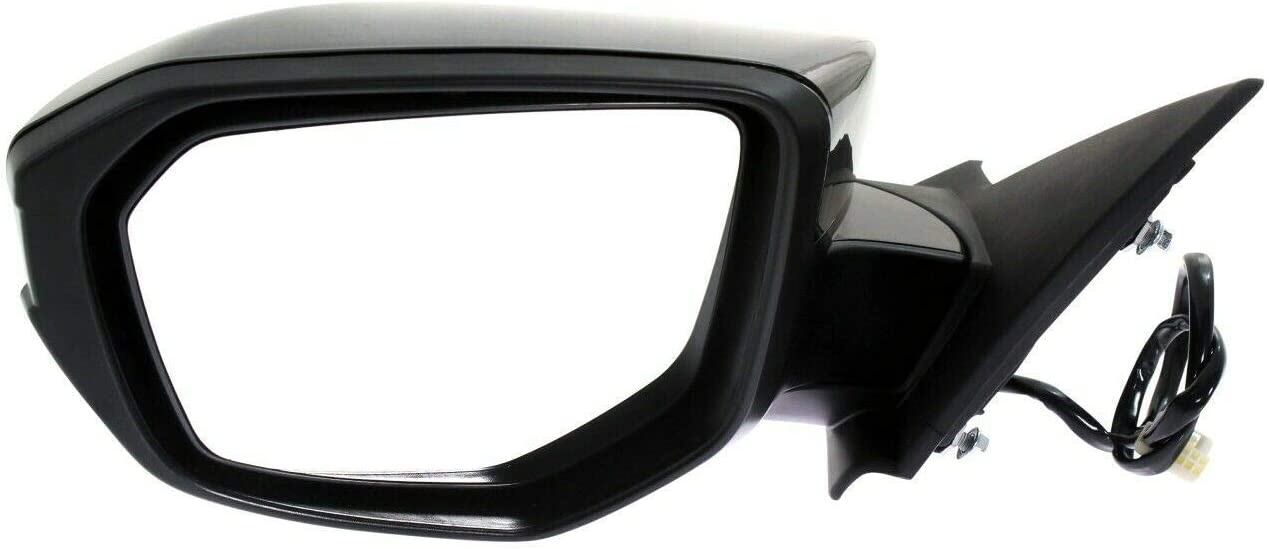 Superlatite SCKJ Mirror Driver Left Side Heated wit Online limited product Coupe LH Hand Compatible