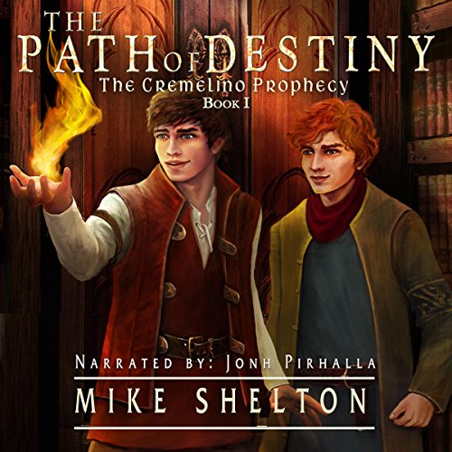 The Path of Destiny audiobook cover art