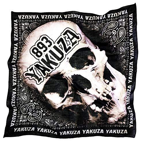 Yakuza Unisex Muerte Bandana Tuch