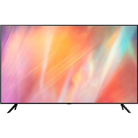 Samsung 108 cm (43 inches) Crystal 4K Series Ultra HD Smart LED TV UA43AUE60AKLXL (Black) (2021 Model)