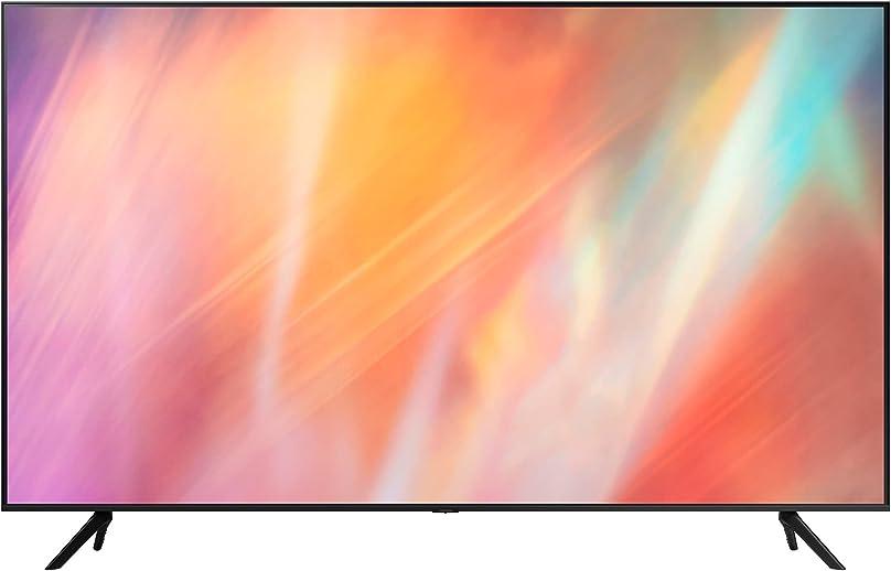 Samsung 163 cm (65 inches) Crystal 4K Series Ultra HD Smart LED TV UA65AUE60AKLXL (Black) (2021 Model)