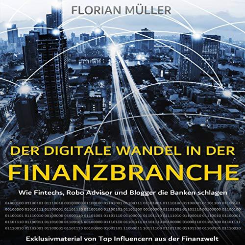 Der digitale Wandel in der Finanzbranche Titelbild