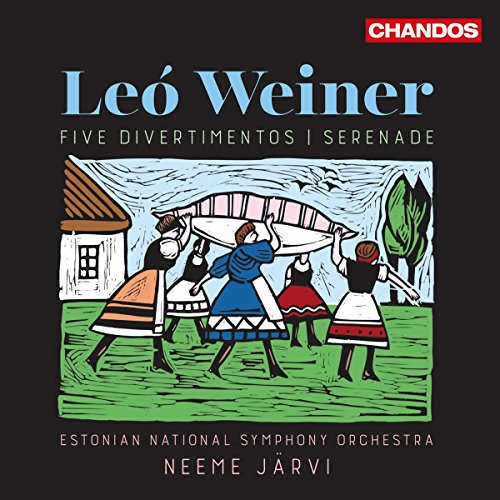 Weiner: Serenade Op. 3 / Divertimenti Opp. 20, 24, 25, 38