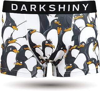 [DARK SHINY(ダークシャイニー)] ボクサーパンツ メンズ PENGUIN ペンギン (YLMM02)