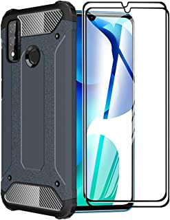 FANFO® Funda para Huawei P Smart 2020, protección contra Golpes de TPU + PC Resistente a arañazos (Doble Capa) Carcasa par...