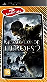 Medal of Honor : Heroes 2 - collection essentiels [Edizione: Francia]