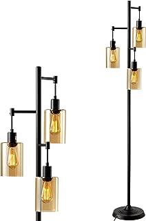 Retro Industrial Floor Lamp