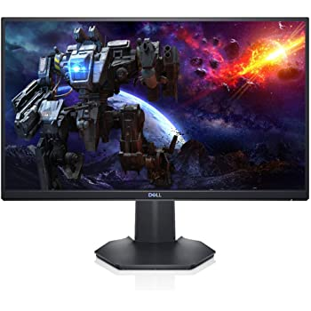 Dell S2421HGF 24inch FHD TN, Anti-Glare Gaming Monitor - 1ms Response time, 1080p 144Hz, LED edgelight System, AMD FreeSync Premium, VESA, Gray