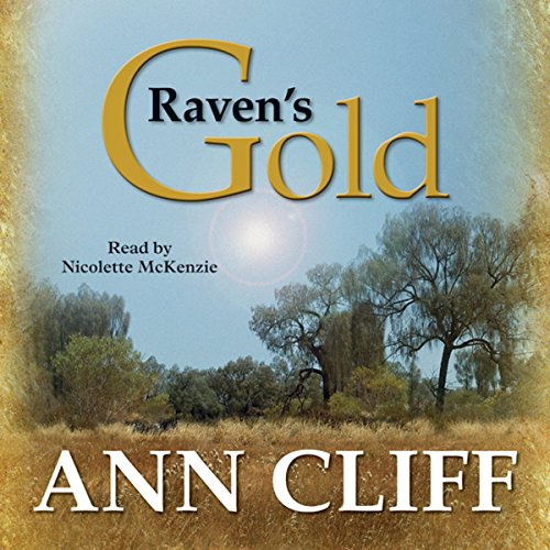 Raven's Gold audiobook cover art