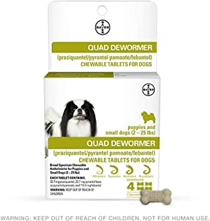Best bayer quad dewormer medium Reviews