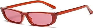 Vintage Square Small Sunglasses Women Acetate Frame Eyewear B2292
