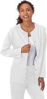 Bio Stretch 19337 Women's Warm Up Scrub Jacket