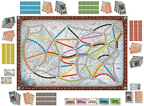 Ticket to Ride: The Cross-country Train Adventure Game! - 7