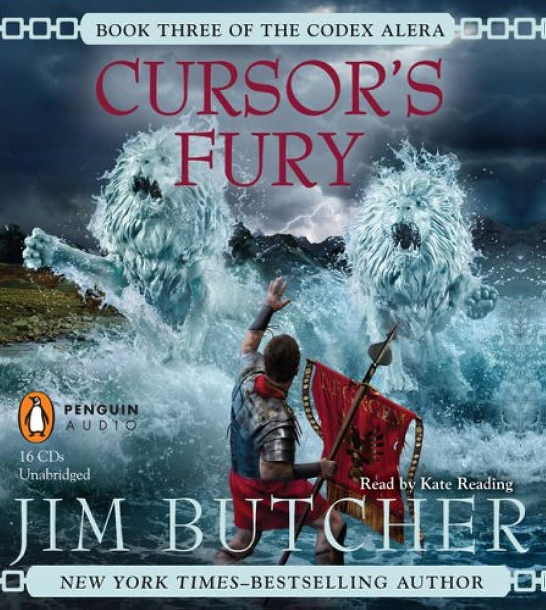 かみそりお客様平らにするCursor's Fury: Book Three of the Codex Alera