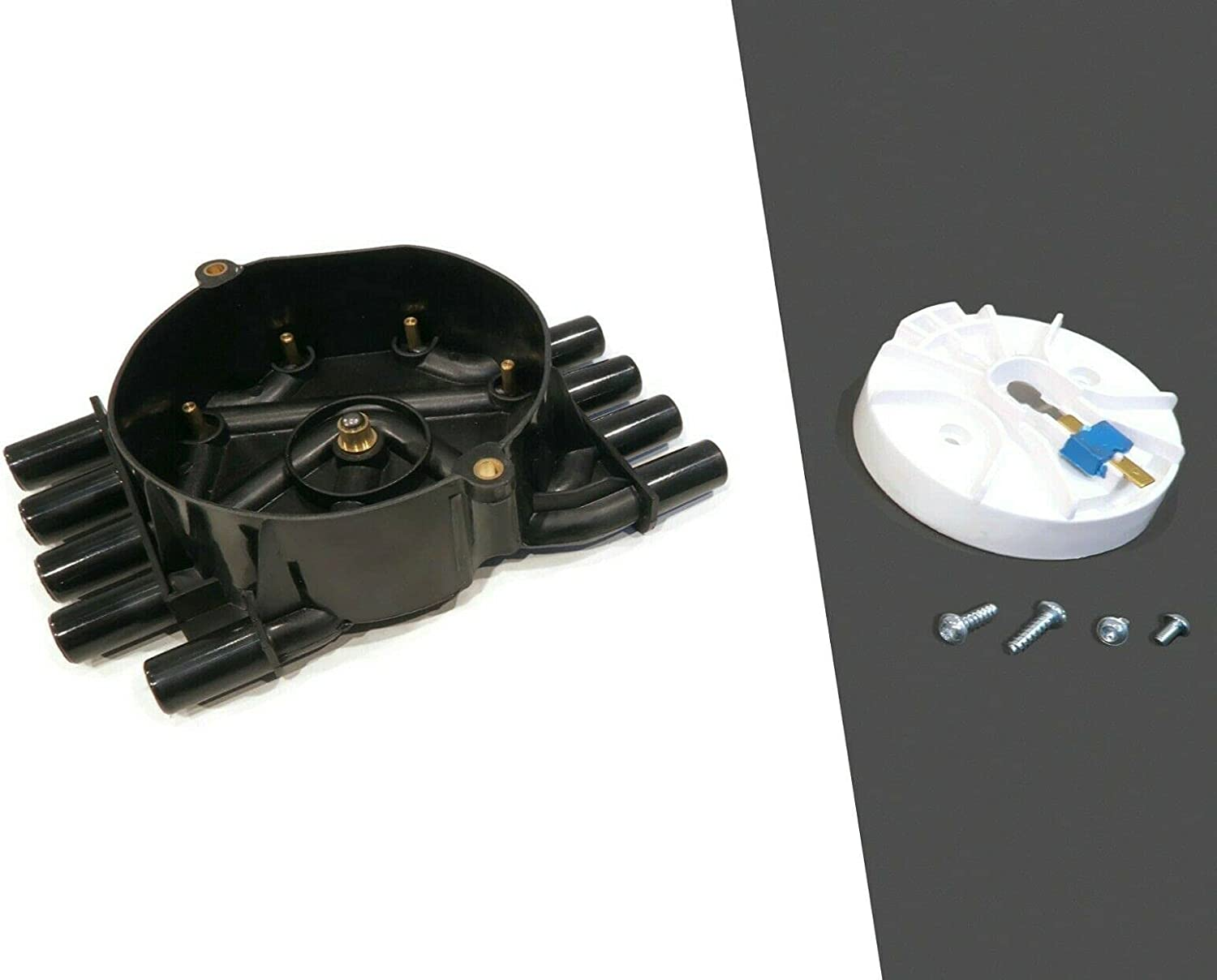 The ROP High material Shop Distributor Cap 5.0L 1998 Rotor for 67% OFF of fixed price MerCruiser