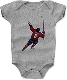 f2348d852d3 500 LEVEL Alex Ovechkin Washington Hockey Baby Clothes & Onesie (3-24  Months)