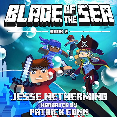 Couverture de Blade of the Sea, Book 2