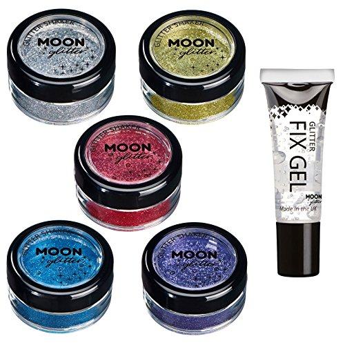 Secoueurs à paillettes fines par Moon Glitter...
