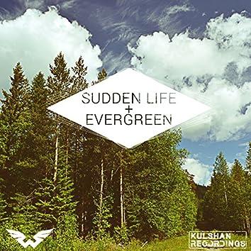 Sudden Life + Evergreen