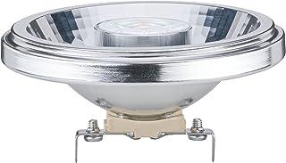 Paulmann 28515 lampa LED, reflektor AR111 8W, aluminium, lampa 2700K, ciepłobiałe światło, G53