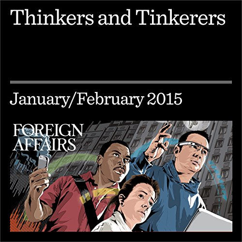 Couverture de Thinkers and Tinkerers