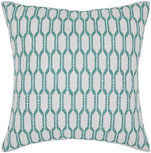 Chandra Rugs CUS28034-22 Decorative Cotton Pillow, 22