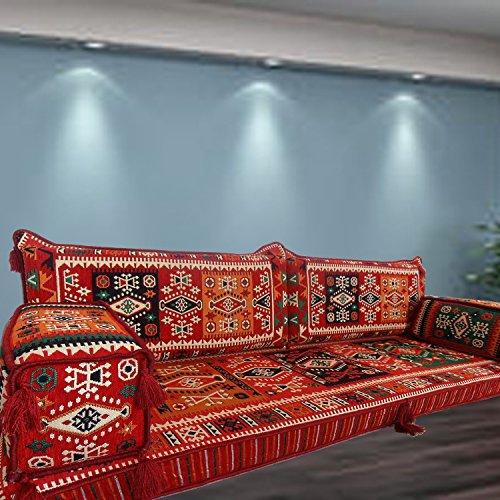 Spirit Home Interiors SHI_FS244 - Funda de suelo con relleno interior