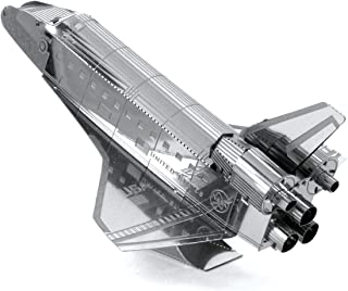 fascinations Metal Earth Space Shuttle Discovery 3D Metal Model Kit