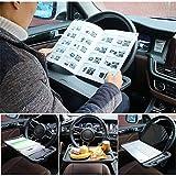 recensioni universal car steering wheel tray