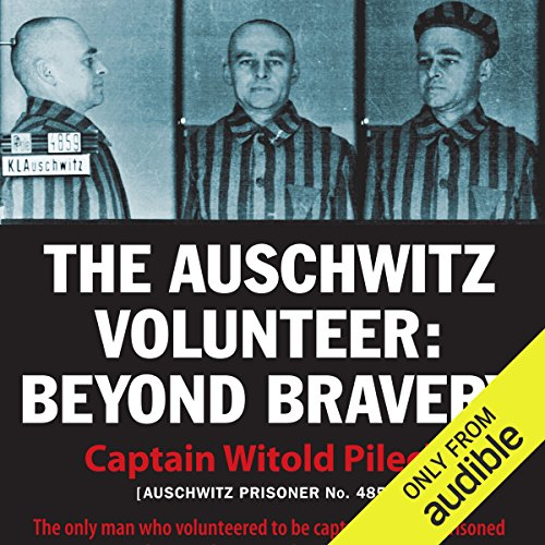 The Auschwitz Volunteer Titelbild