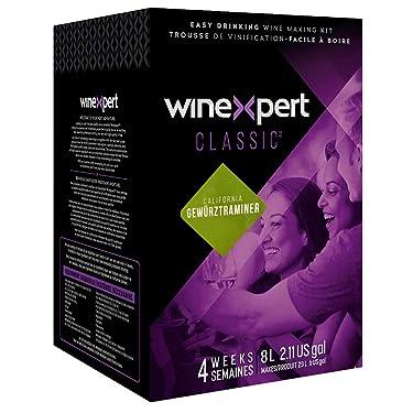 Classic California Gewurztraminer Wine Ingredient Kit