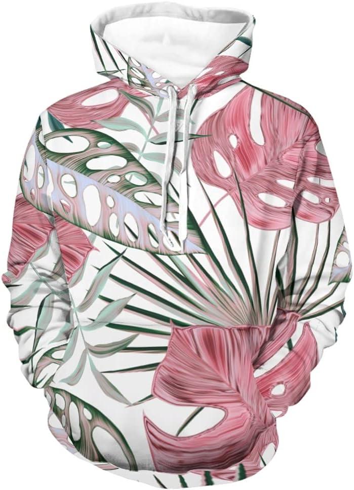 Chhome Adult Teen Ranking TOP20 Pullover Hoodies P 5 ☆ popular Tropical Sweatshirts Hooded