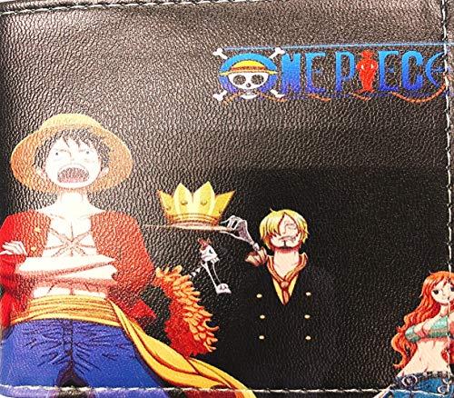 Geldbörse One Piece Figuren