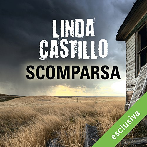 Scomparsa audiobook cover art