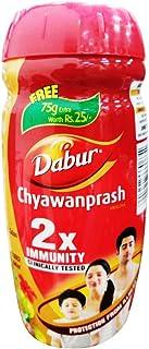Dabur Chyawanprash 2X Immunity 500g (Get 75 g Free), Red