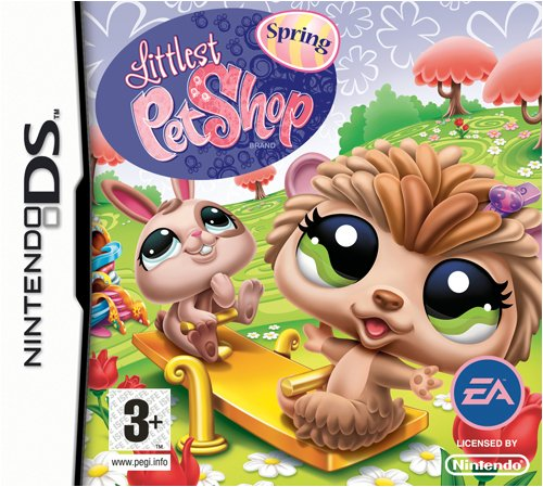LITTLEST PET SHOP : SPRING / CARTUCHO SOLO / Nintendo DS Juego in ESPANOL Multi-Idiomas Compatible TODAS Nintendo DS LITE-DSI-3DS-2DS-XL-NEW ** ENTREGA 2/3 DÍAS LABORABLES + NÚMERO DE SEGUIMIENTO **