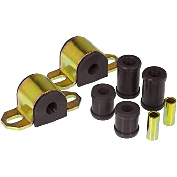 Prothane 7-1122-BL Black 5//8 Rear Sway Bar Bushing Kit