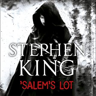 Salem's Lot                   By:                                                                                                                                 Stephen King                               Narrated by:                                                                                                                                 Ron McLarty                      Length: 17 hrs and 36 mins     284 ratings     Overall 4.5