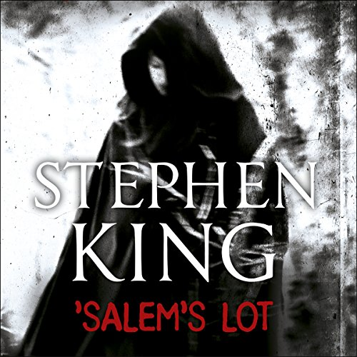 Salem's Lot                   By:                                                                                                                                 Stephen King                               Narrated by:                                                                                                                                 Ron McLarty                      Length: 17 hrs and 36 mins     1,469 ratings     Overall 4.5