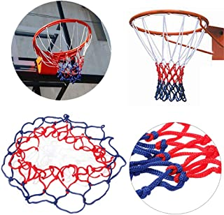 Color Rojo Blanco y Azul Pro Touch Basic Talla /única Red de Baloncesto