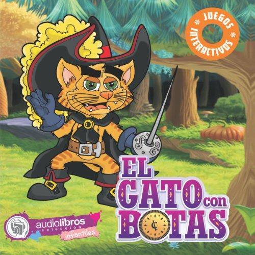 El Gato con Botas [Puss in Boots] cover art