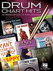 Drum Chart Hits: 30 Transcriptions of Popular Songs