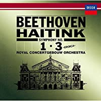 Beethoven: Symphonies No. 3 by Bernard Haitink