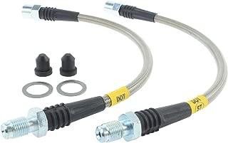 StopTech (950.35502) Brake Line Kit, Stainless Steel