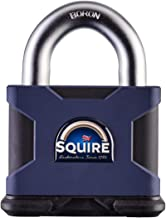 Squire SS100S hangslot, blauw, One Size