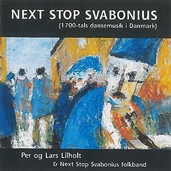 Next Stop Svabonius (1700-Tals Dansemusik I Danmark)